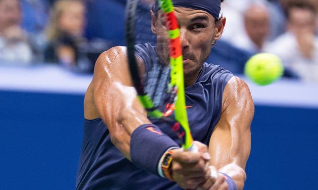 Rafael Nadal imponuje muskulaturą. Na US Open wygląda niczym Russell Crowe w Gladiatorze [FOTO]