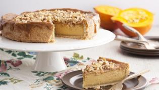 Ciasto dyniowo-karmelowe