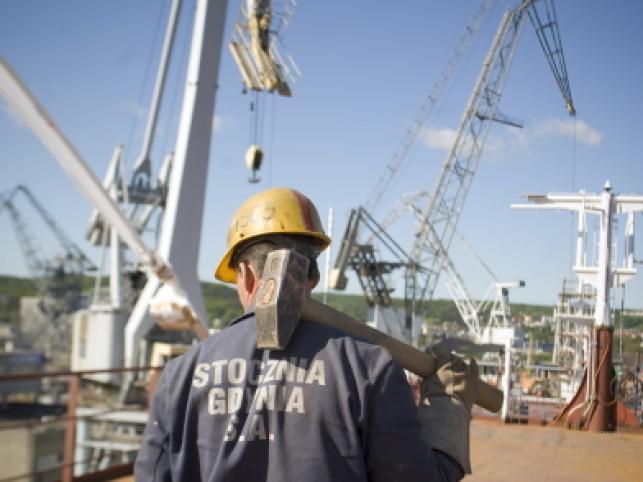 W ciągu czterech lat istnienia Spółki udało się wyremontować 50 kutrów rybackich i kilka statków handlowych
