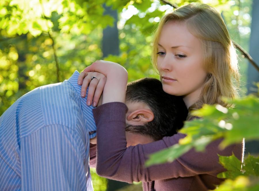Przytul go do piersi w kryzysie