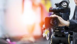 Kamera telewizyjna, zdjęcie ilustracyjne.