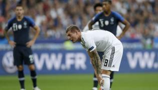 Mecz Francja - Niemcy