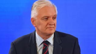 Wicepremier, minister nauki Jarosław Gowin
