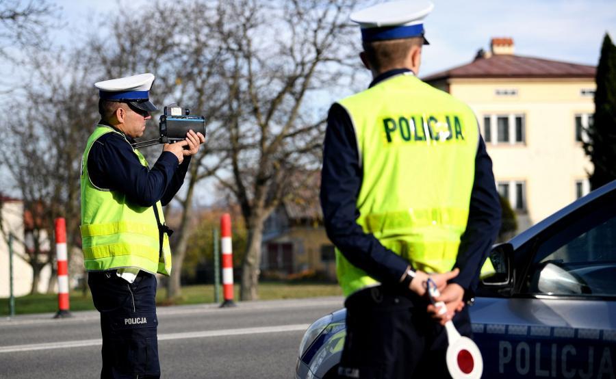 Policyjna akcja Znicz