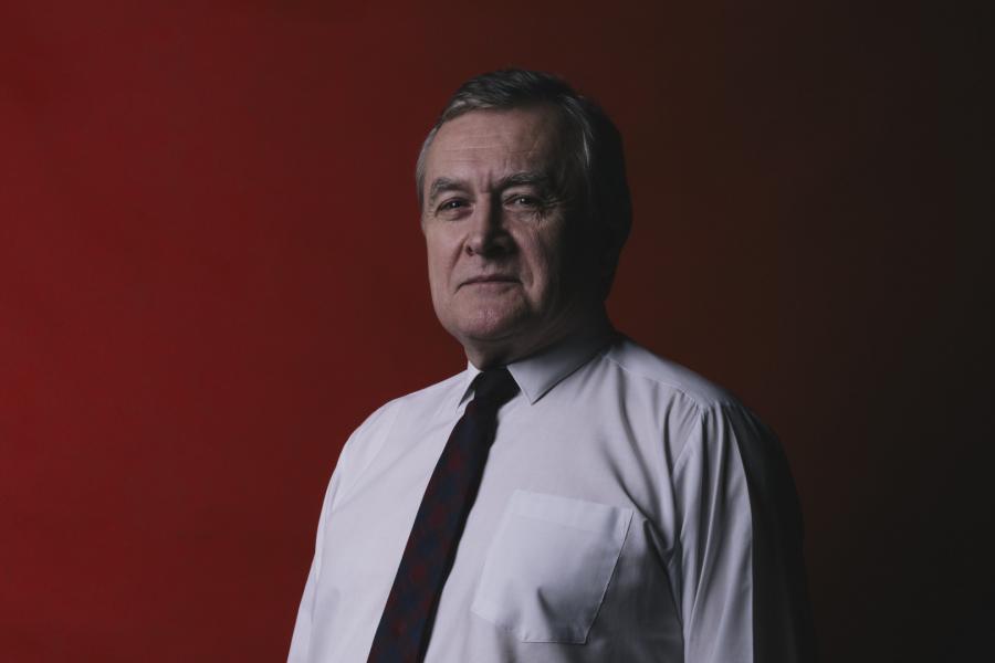 Piotr Gliński. Fot. Maksymilian Rigamonti