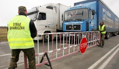 Straż Graniczna nie chce dodatkowych obowiązków