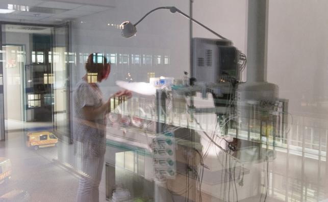 DZIEŃ WCZEŚNIAKA. Mali wojownicy w szpitalu Jósa András w mieście Nyíregyháza na Węgrzech