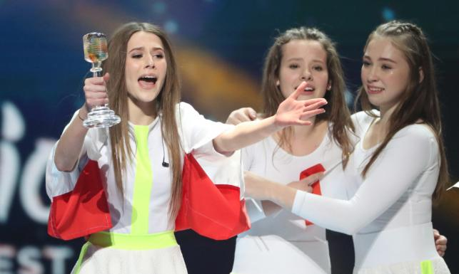 Tak Roksana Węgiel wygrywała Eurowizję Junior 2018 w Mińsku [FOTO]