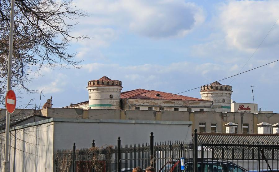 Więzienie na Białorusi