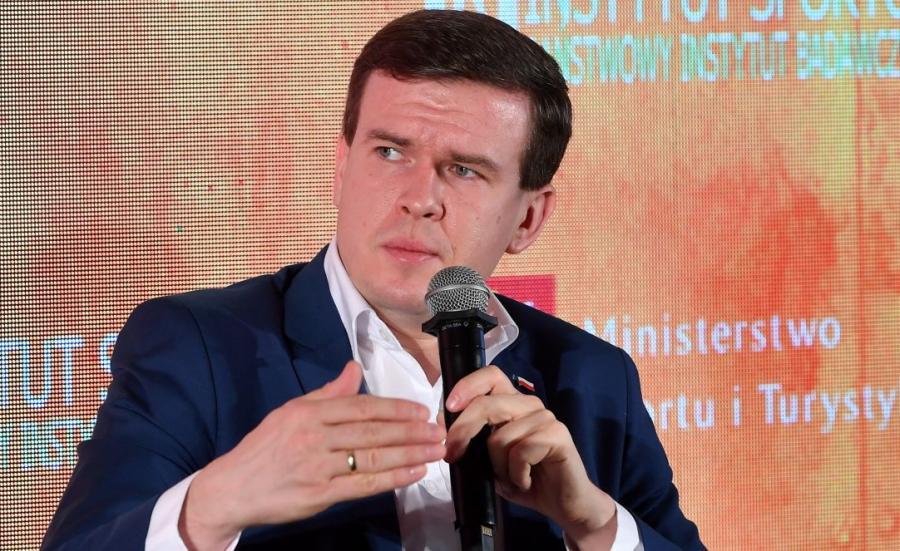 Witold Bańka minister sportu i turystyki