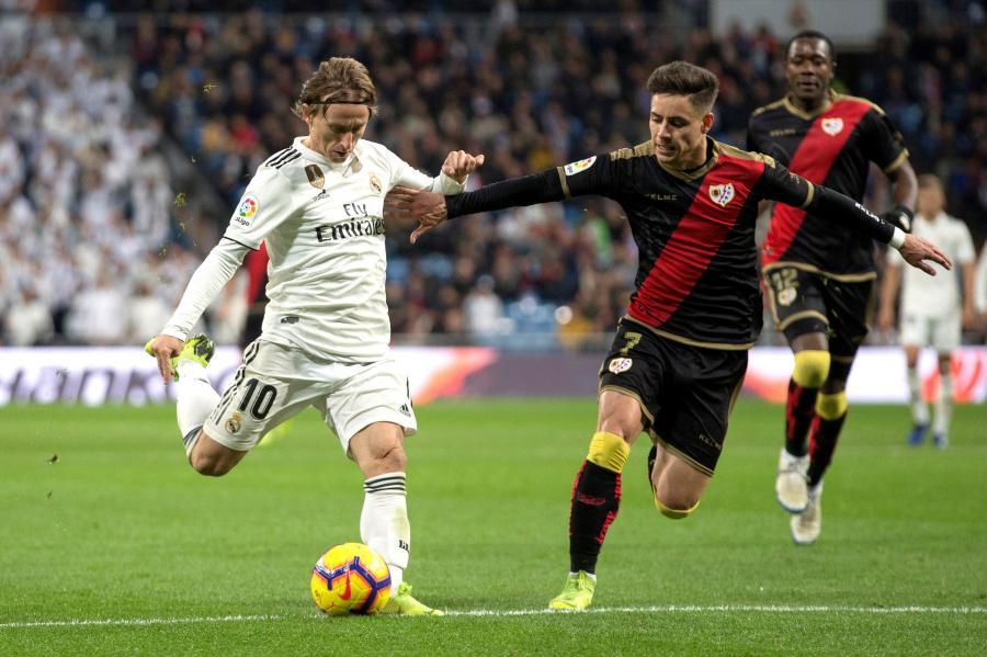 Luca Modric i Alex Moreno
