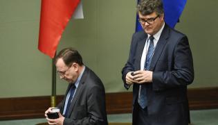 Mariusz Kamiński i Maciej Wąsik