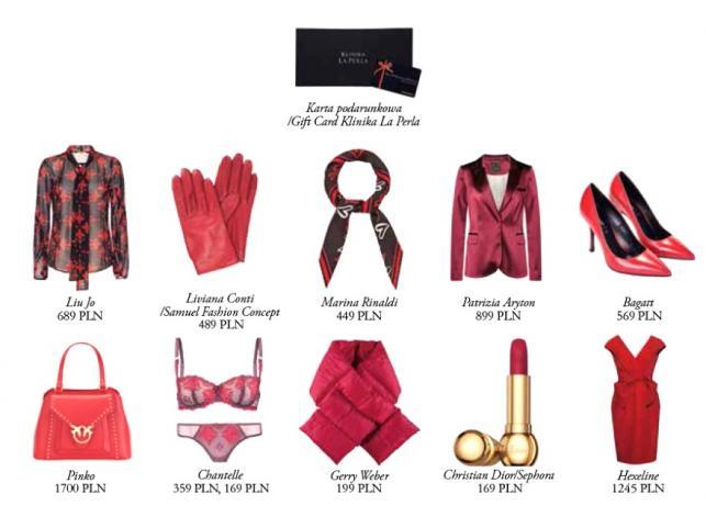 Luksusowe prezenty dla kobiety