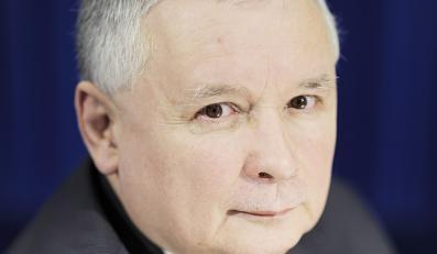 Kaczyński straszy Niemcami, bo są wybory
