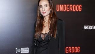 """Aleksandra Popławska na premierze filmu """"Underdog"""""""