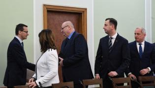 Spotkanie z premierem, Sejm