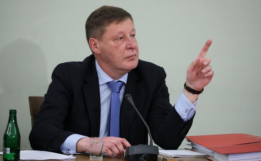 Andrzej Parafianowicz przed komisją śledczą ds. VAT