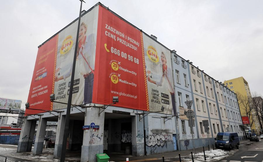 Budynek przy Srebrnej 16