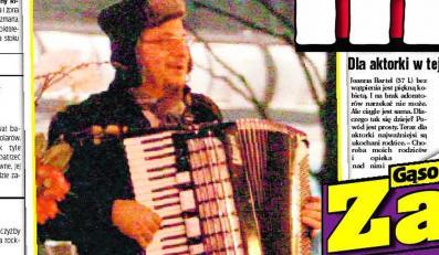 Gąsowski grał dla Młynarskiej