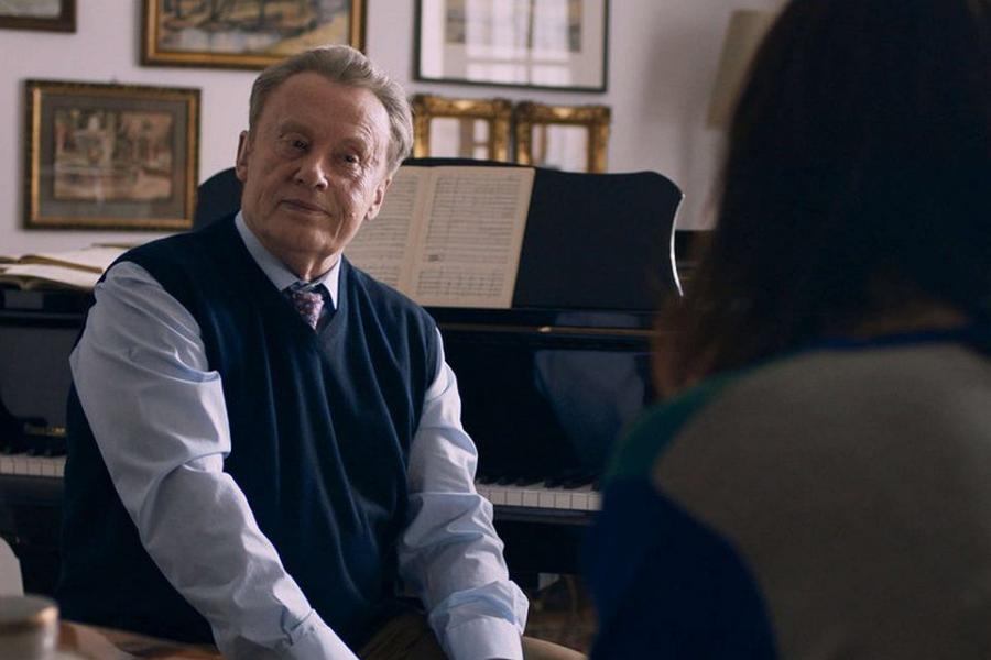 Daniel Olbrychski w filmie \