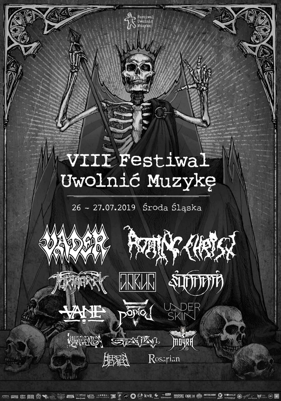 Plakat festiwalu \