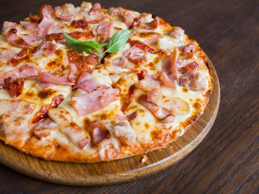 Pizza jak u mamy