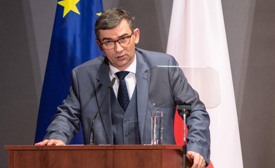 Ambasador RP Andrzej Przyłębski