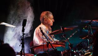 Nick Mason z Pink Floyd