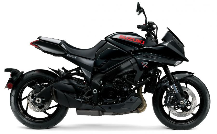 Suzuki Katana nowej generacji
