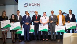 KGHM we współpracy z MSiT objął wsparciem 15 zawodników