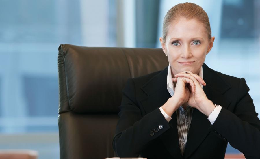 Kobieta prezes