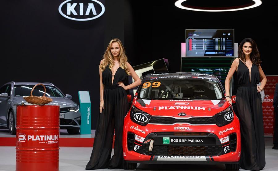 Wyścigowa Kia Picanto