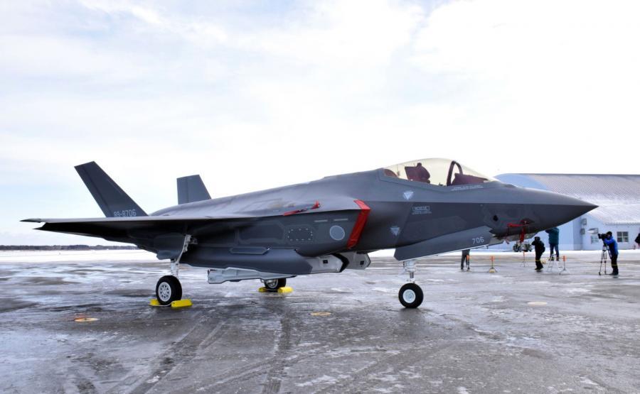 japoński F-35