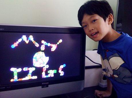 Lim Ding Wen napisał program na iPhone\'a