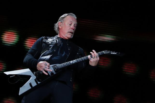 Metallica w świetnej formie  Tak grupa zagrała w Lizbonie