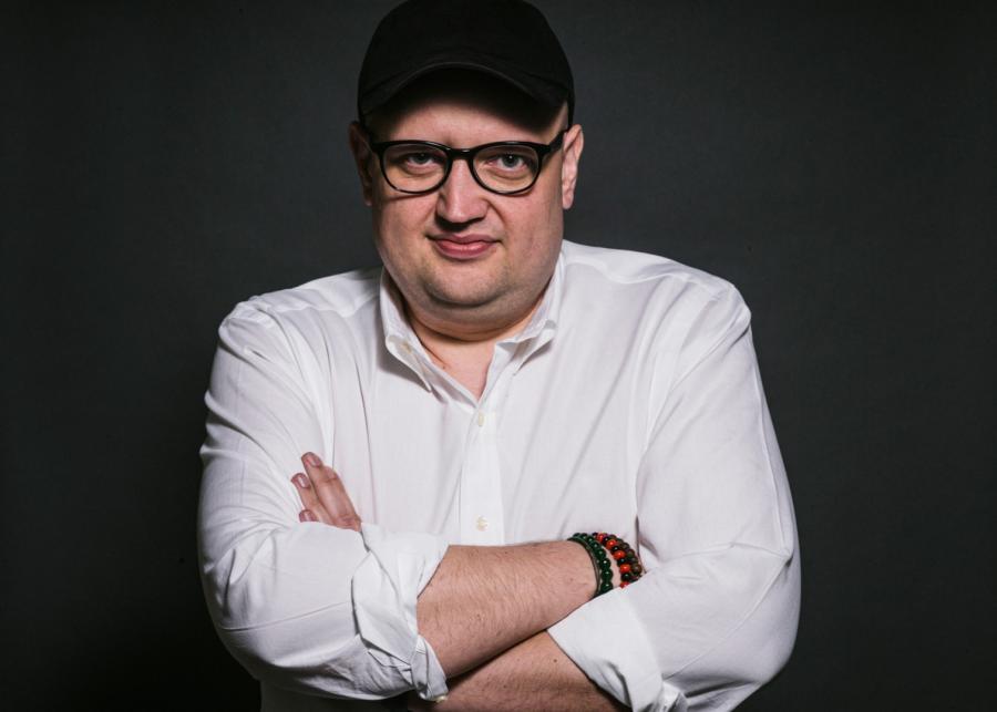 Michał Fedorowicz, fot. Maksymilian Rigamonti