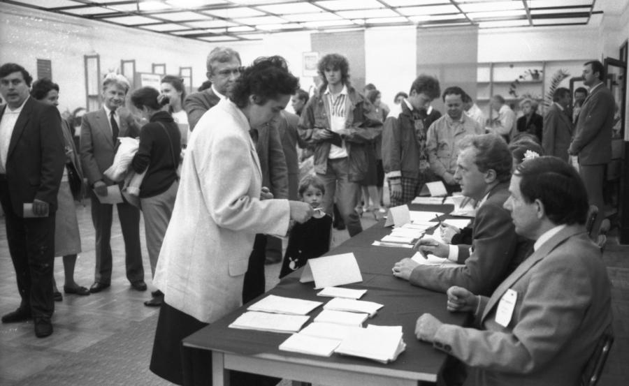 Wybory 4 czerwca 1989