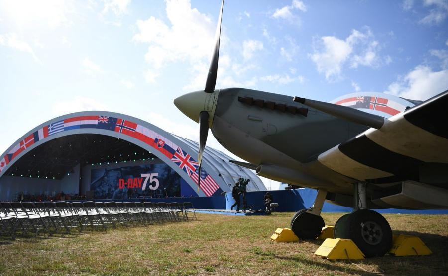 W Portsmouth odbędą się uroczystości związane z 75. rocznicą lądowania w Normandii