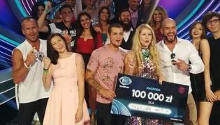 "Finał programu ""Big Brother"""