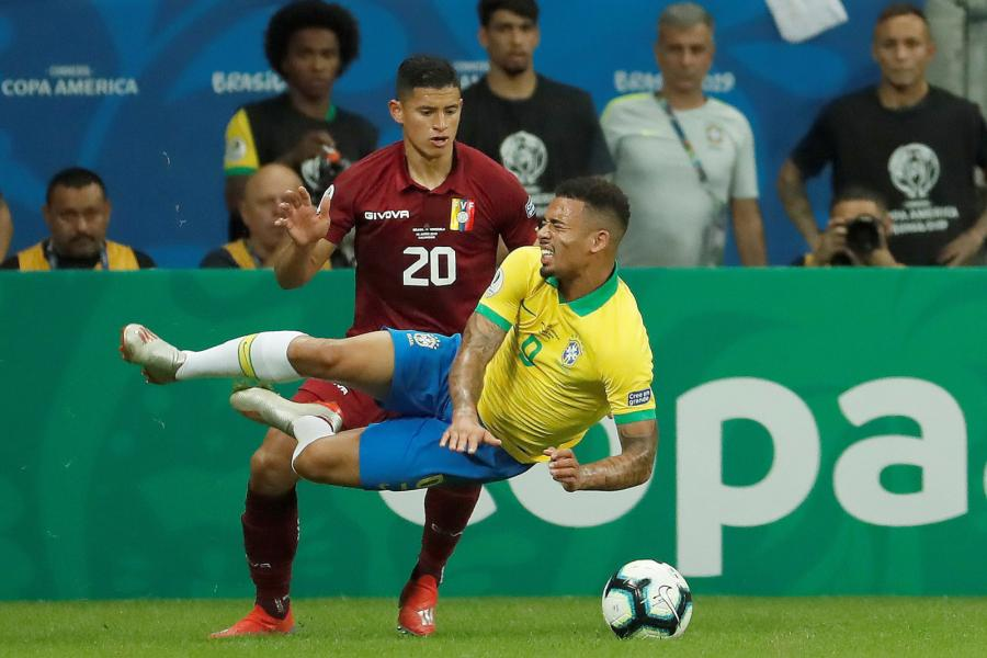 Brazylia - Wenezuela 0:0