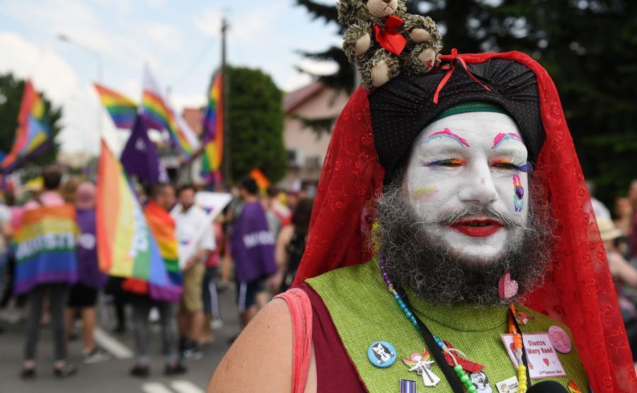 Marsz Równości w Rzeszowie