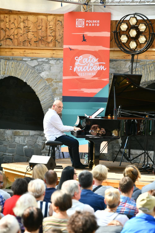 Włodek Pawlik Trio (Willa Czerwony Dwór) Lato z Radiem Festiwal 2019 Zakopane 2