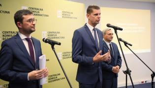 Dariusz Piontkowski, Maciej Kopeć, Marcin Smolik