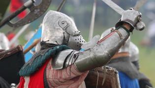 Inscenizacja bitwy pod Gruwaldem