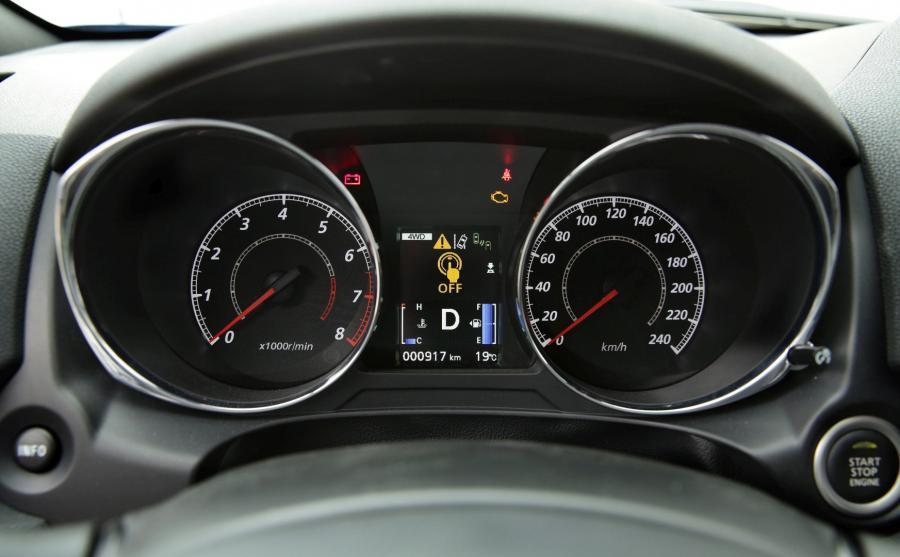 Sercem nowego Mitsubishi ASX jest benzynowy 16-zaworowy silnik 2.0 MIVEC, który zastąpi jednostkę 1.6/117 KM
