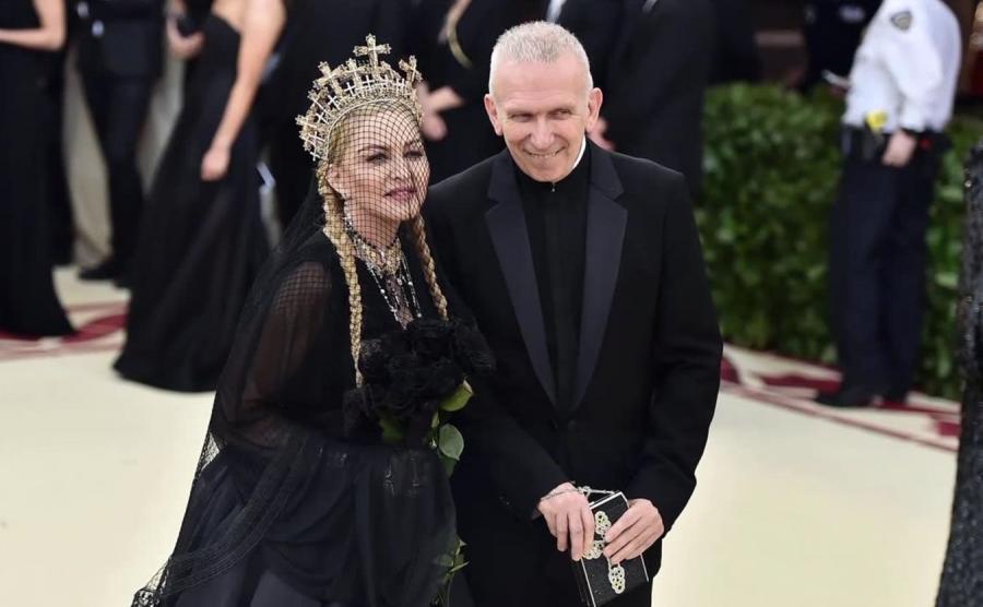 Madonna i Jean Paul Gaultier