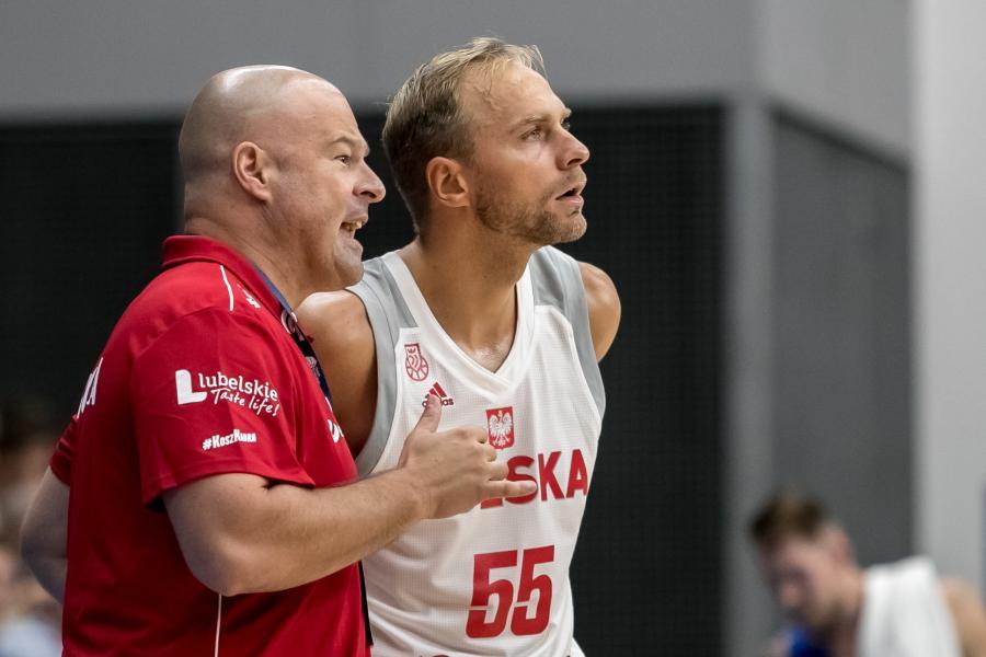 Michael Taylor i Łukasz Koszarek