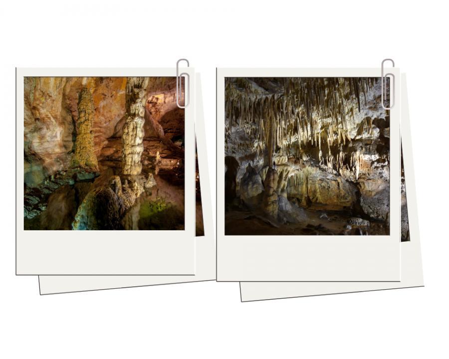 6. Jaskinia Raj - podziemny świat niczym w meksykańskiej jaskini Lechuguilla