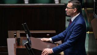 premeir Mateusz Morawiecki