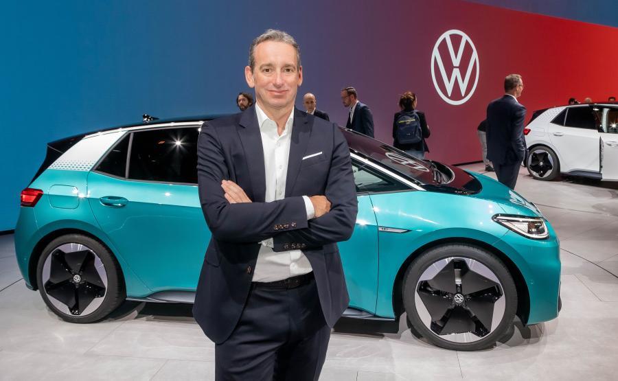 Wolf-Stefan Specht, prezes zarządu Volkswagen Group Polska